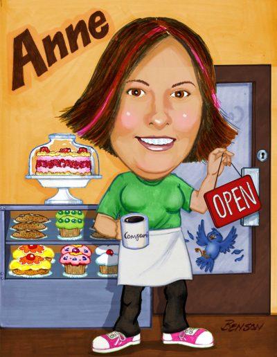 Anne – 10 Year Companion