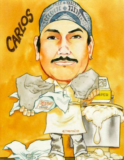 Carlos – 20 Year Companion
