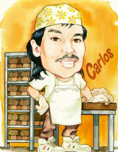 Carlos – 25 Year Companion