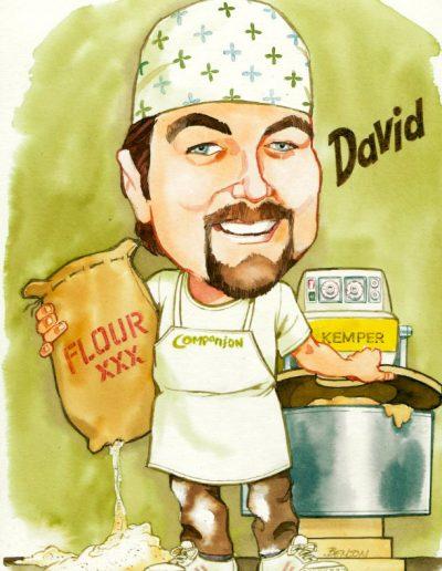 David – 25 Year Companion
